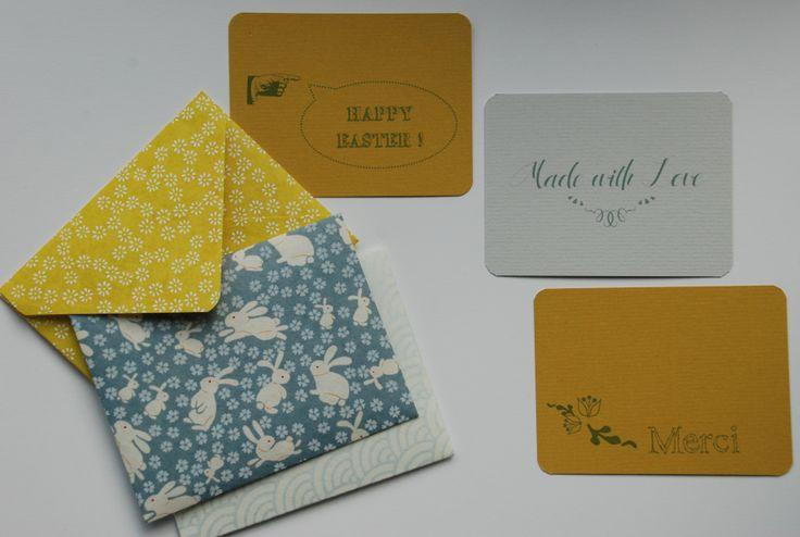 Pâques 2014 - Cartes CM Collection pour Entrée Libre