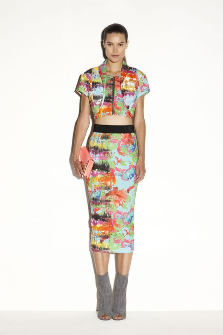 Milly Resort 2014 Collection Slideshow on Style.com