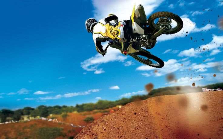Motorcycle Off Road