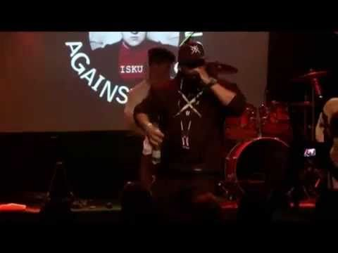 Norlan El Misionario live @ Musicians Against Racism 2014 (+lista de rep...