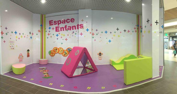 Espace enfants de Jas de Bouffan à Aix