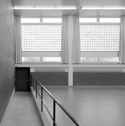Sanierung Altbau Schulanlage Hirzenbach   Boltshauser Architekten, Zürich, Schweiz