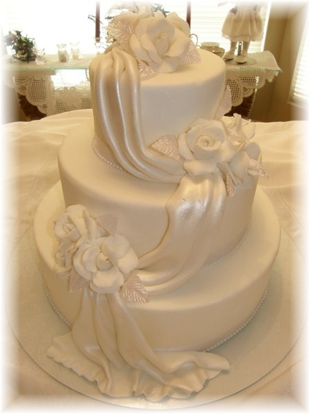 Wow, Simple, Classic U0026 Gorgeous!! Cakes And Crafts By Sue, Grand