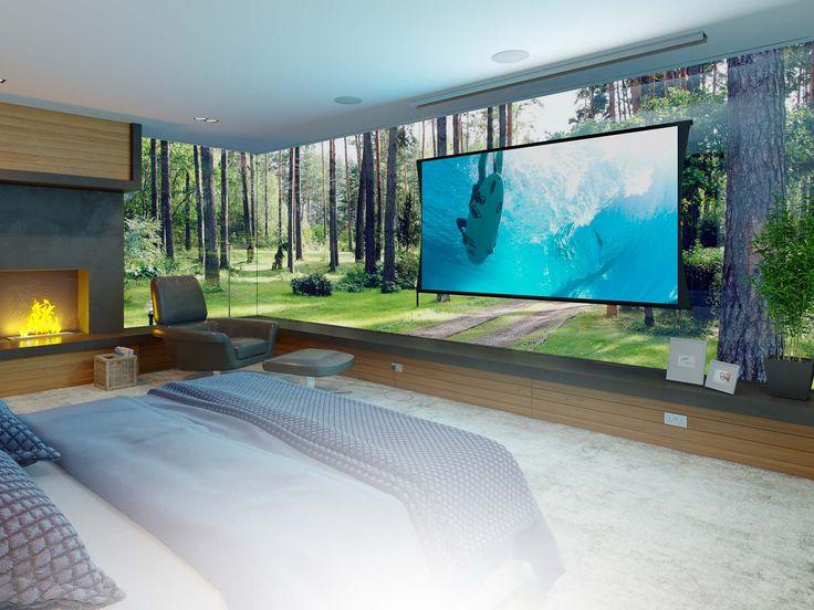 Screen Innovations Zero-G® is  Levitating
