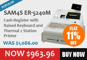 SAM4S ER-5240M
