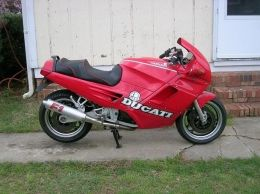 1987 Ducati Paso Motorcycle by Desmo_Demon http://www.bikebuilds.net/1987-ducati-paso-build-by-desmo-demon