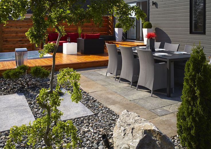 Les Mains Vertes du Paysage - Entrepreneur en aménagement paysager, résidentiel et commercial