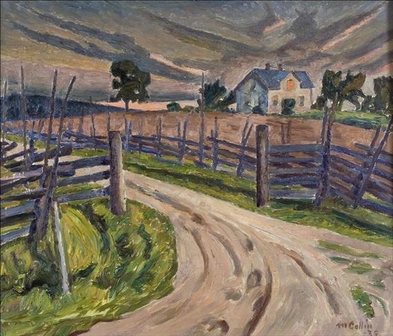 MARCUS COLLIN  Kylatie (1932)