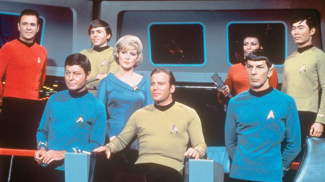 New 'Star Trek' Series to Air on CBS All Access in 2017