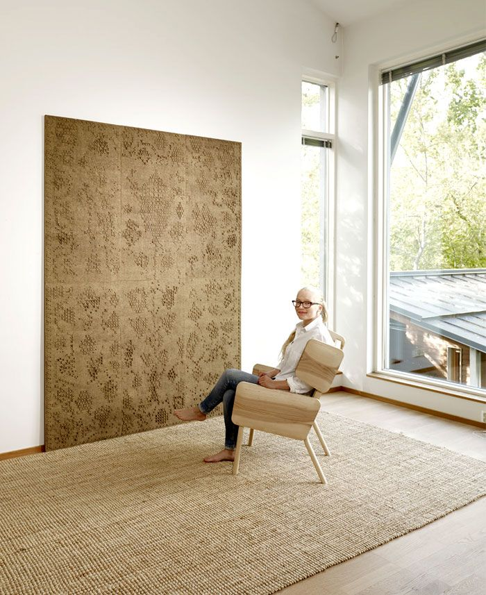 Acoustic Wall Panel Collection By Wilhelmiina Kosonen