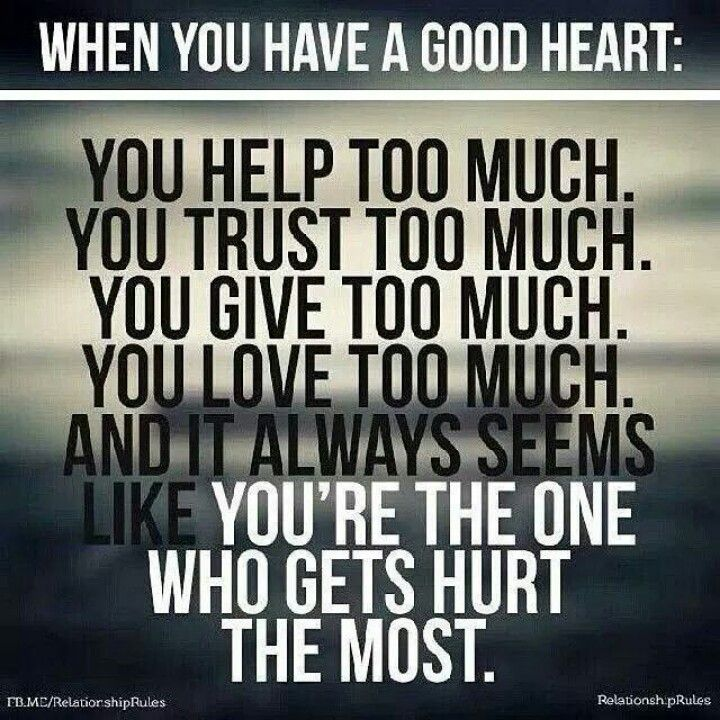 Good Heart Quotes: Having A Good Heart Quotes. QuotesGram