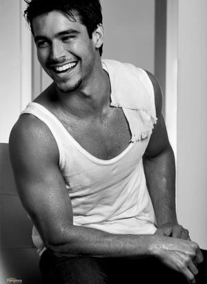 Bernardo Velasco. Haven't pinned this one in awhile. He has the most gorgeous smile.
