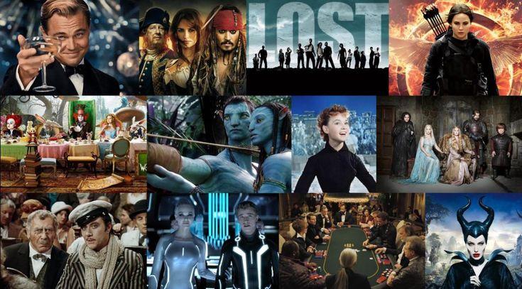 12 концепций корпоративов пришедших из кино.   EventMania