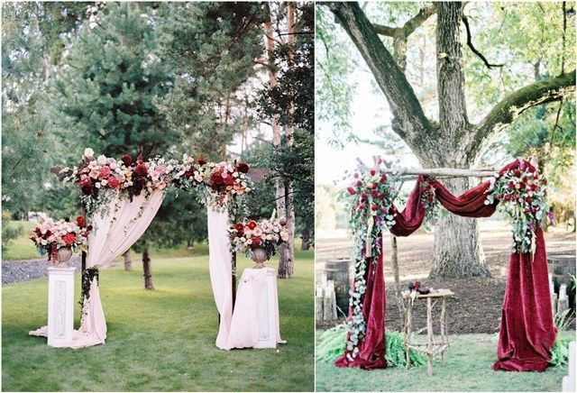 Wedding arches alter wedding ideas