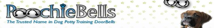 Poochie-Bells, The Trusted Dog Potty Training and Housebreaking Tool