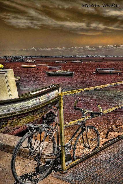 The Pink Sea..... by Light+Shade [spcandler.zenfolio.com], via Flickr