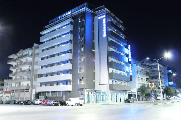 Exterior of Hotel Rotonda Thessaloniki