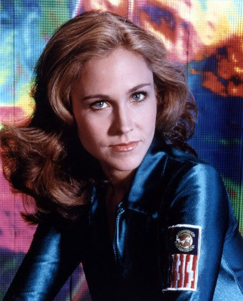 Erin Gray - Loved her in Buck Rogers!