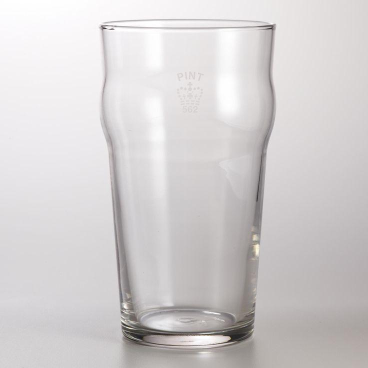 English Pint Glass, Set of 4 | World Market