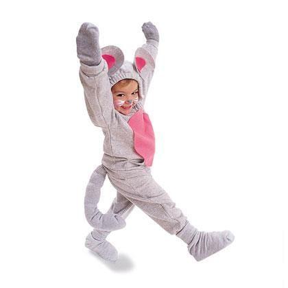 Детский костюм щенком своими руками