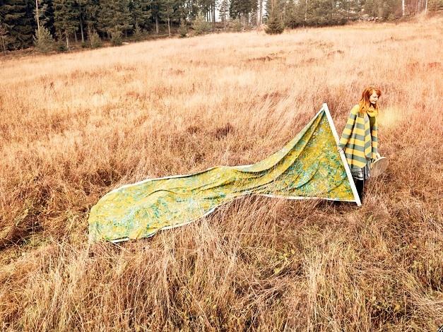 mackapär: Color Inspiration, Tent, Stories Pictures, Inspiration Presents, Marimekko Autumn, Nice Pictures