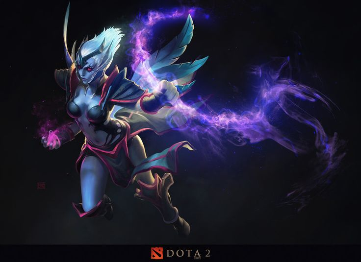 Vengeful Spirit by Elda-QD.deviantart.com on @deviantART