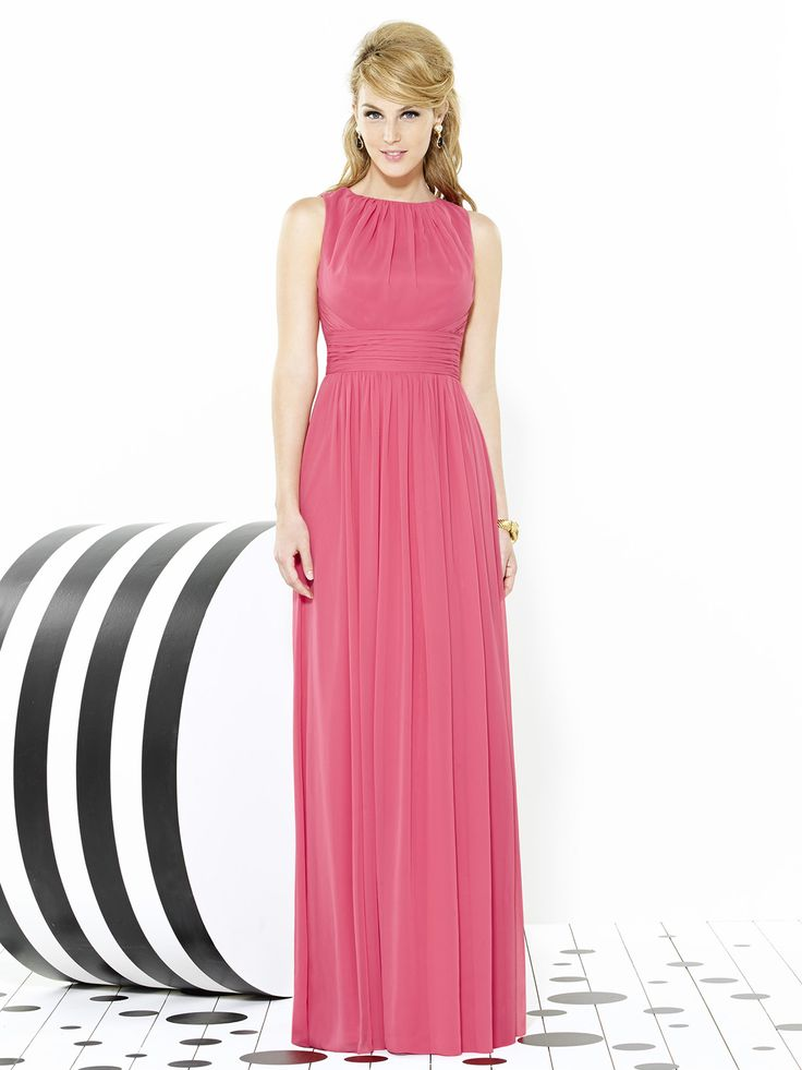 New bridesmaid gown
