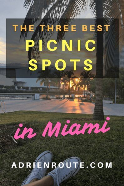 Dining al fresco in one of the best picnic spots in Miami is the perfect way to relax. The top picnic areas in Miami are easily accessible. Picnic Spots in Miami for Dining With a View