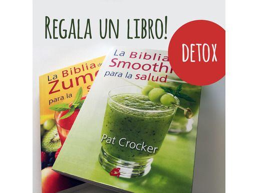 Los mejores libros para comenzar una limpieza a tu cuerpo, con tips, recetas, información de los alimentos y muchas ideas para mezclar los mejores sabores.