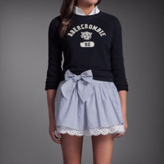 Too cute Abercrombie outfit <3
