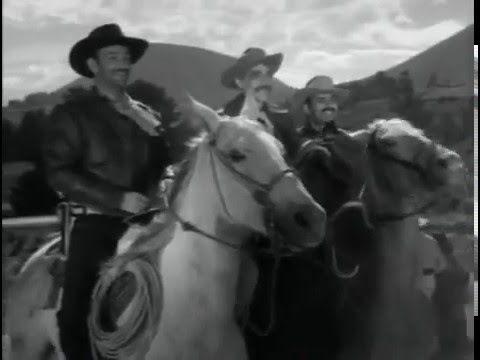 Jorge Negrete - Los tres Alegres Compadres -  (pelicula completa)