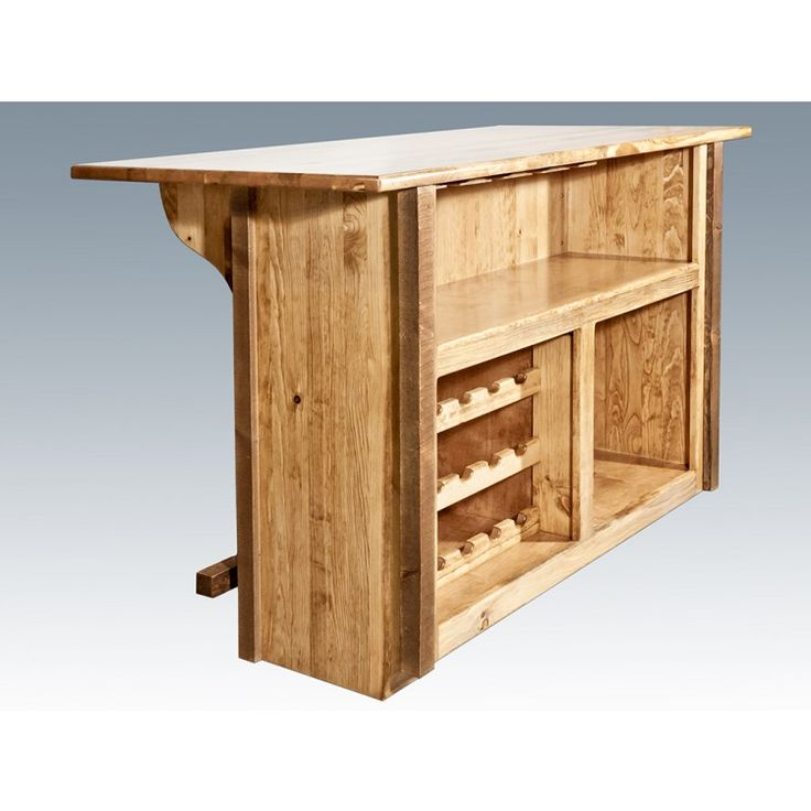 Wood Home Bar Furniture: 470 Best Images About Outdoor Bars And Counter Tops On