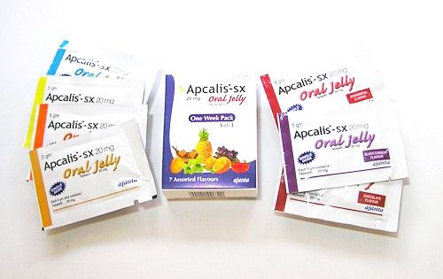 Apcalis oral jelly bezieht sich häufig als Jelly Apcalis arbeitet in der gleichen Weise wie Apcalis 20mg Medizin.
