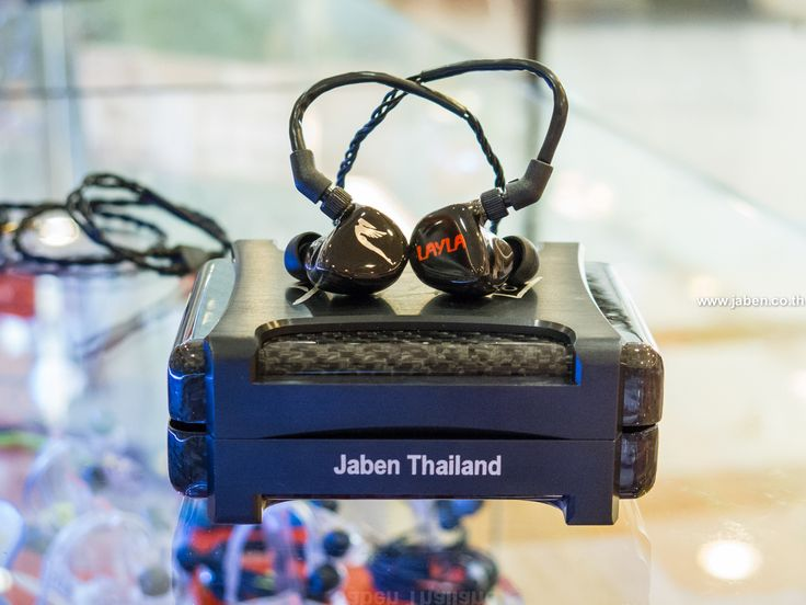 JH Audio LAYLA CIEM demo is now available at JABEN Chidlom store