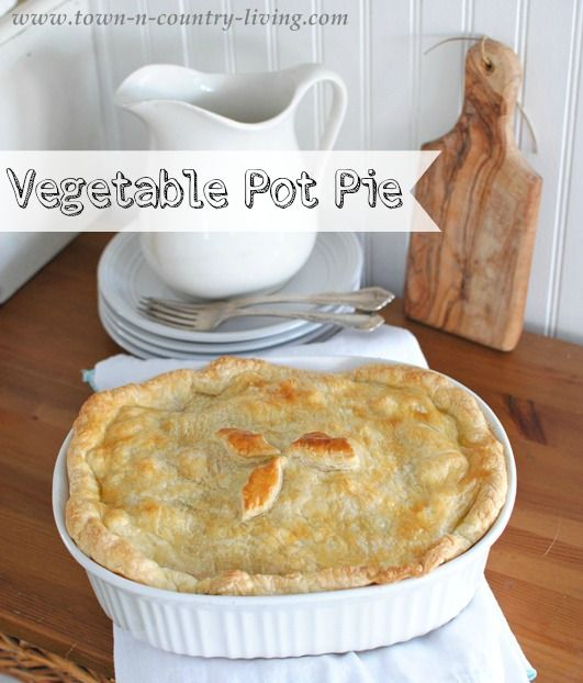 Oh-So-Easy Broccoli Cheddar Pot Pies
