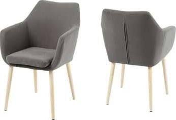 uppsala stoel okergeel bij westwing