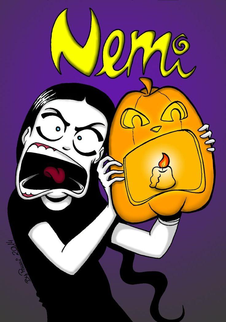 Halloween Challenge Day 05 by PankaMezei.deviantart.com on @DeviantArt