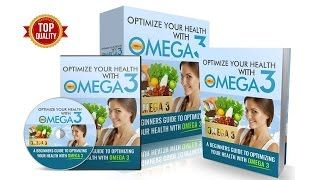 Optimize Your Health With Omega 3 PLR Pack Review - Top Quality PLR