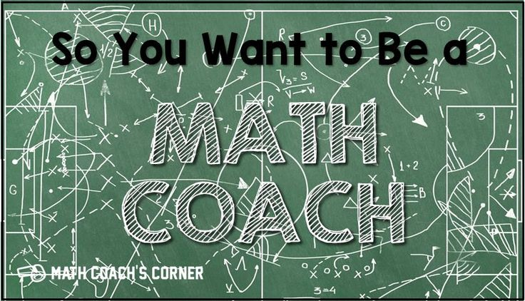 I get emails from time to time from readers who are new math coaches seeking…