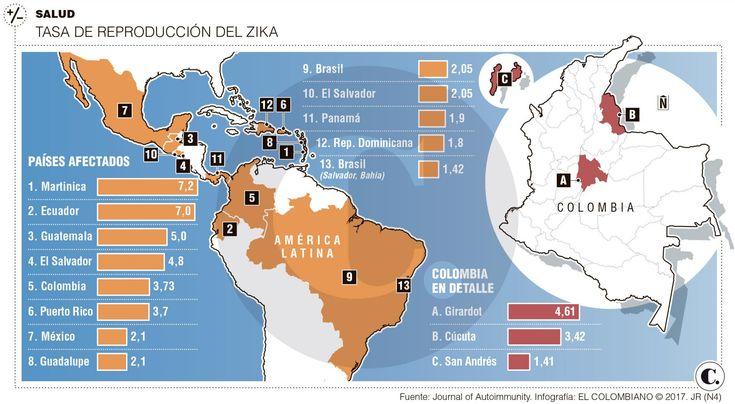 Cuando hay Zika, efectos neurológicos son potentes