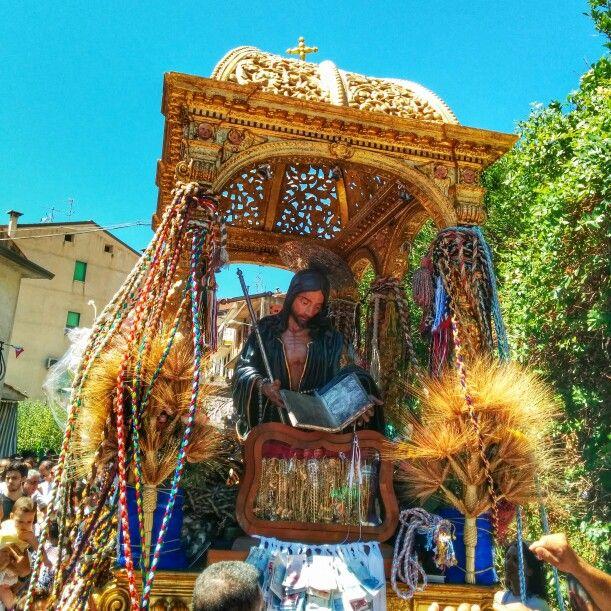Feste patronali #sicilia #sanNicola #alcaralifusi #fede #religione