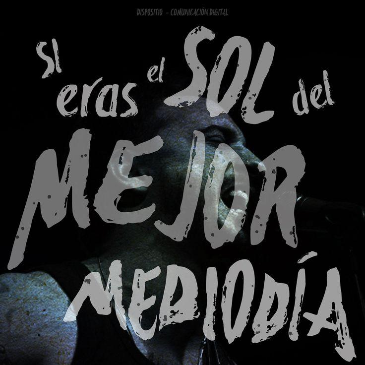 www.facebook.com/dispositiocomunicacion #Sonoro #SaltaLaBanca - Lirio Boreal