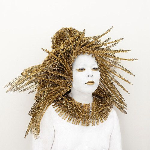Self-portraits by Kimiko Yoshida. France.