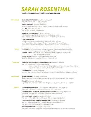 21 best Résumés images on Pinterest Resume maker professional - non profit resume sample