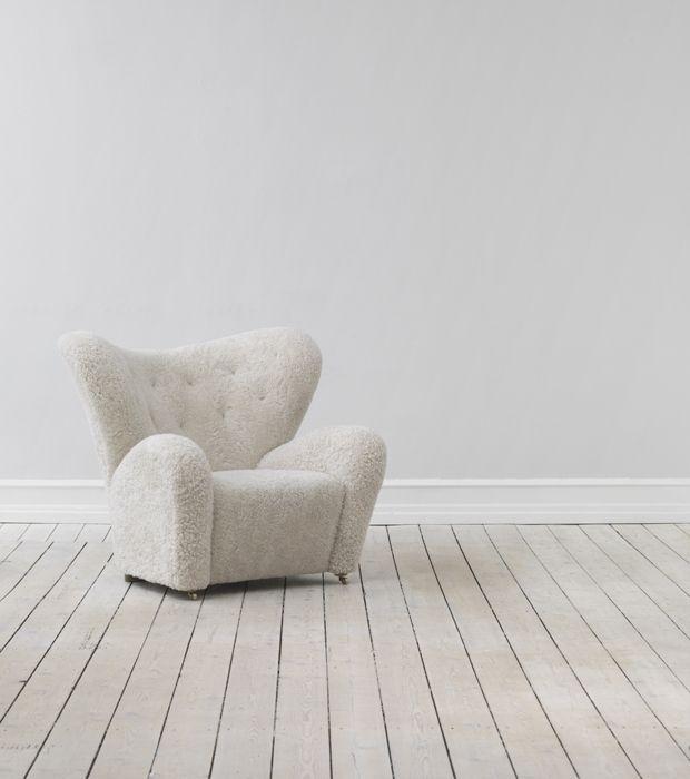 Dyre danske designstole