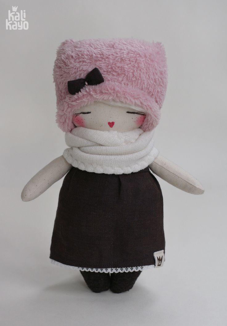 Shyla – tulia doll by kalikayo