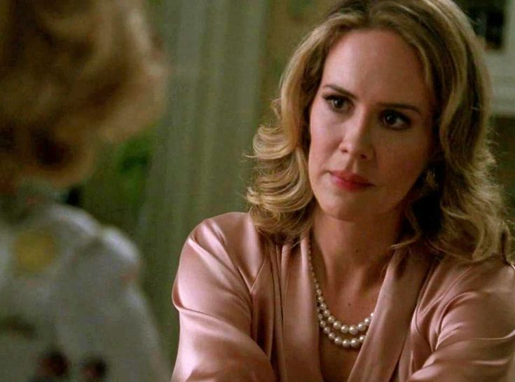 Sarah Paulson's No. 5. Billie Dean Howard, AHS: Murder House & Hotel from American Horror Story Characters Ranked (By Actor) From Worst to Best  Can we watch the reality show Billie Dean Howard was working on?