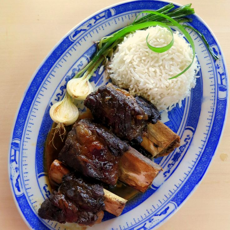 braised Pressure Cooked Beef Ribs | Recipe | Beef Ribs, Ribs and Beef ...