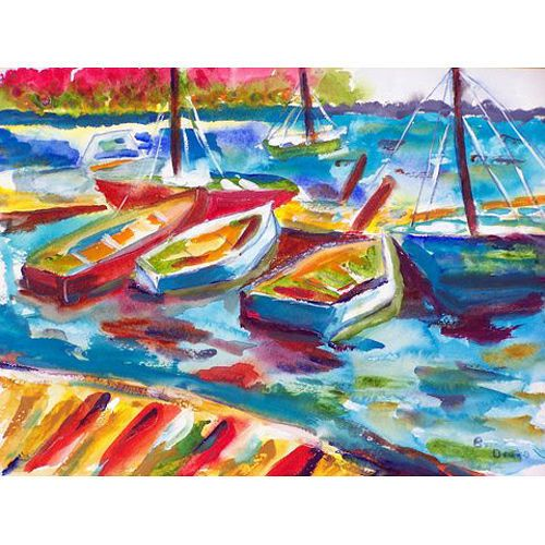 Entrance Mats and Rugs for Beach and Nautical Homes