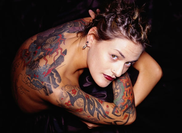 The art of tattoo ... removal | It's My Health #tattoo #health